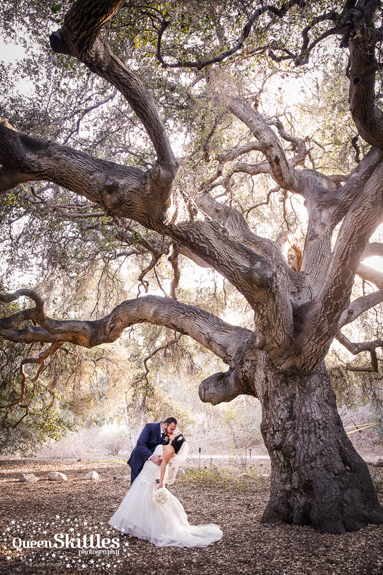 Jonnell Jesus S Wedding Rancho Santa Ana Botanic Garden Queen Skittles Photography By
